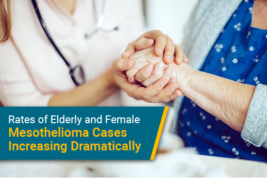 rates of females with mesothelioma rising in U.S.