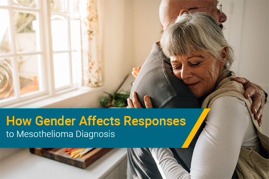 how genders respond differently to mesothelioma diagnosis