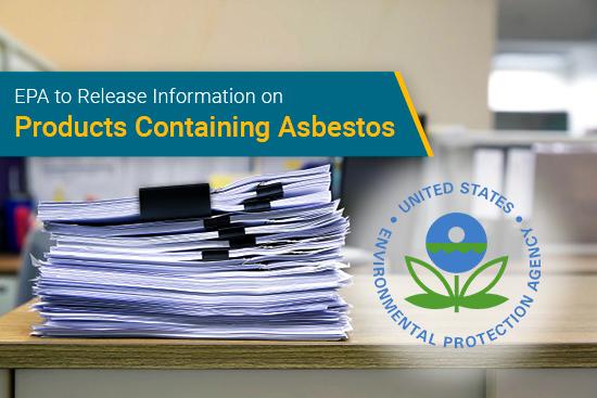 EPA changes asbestos rules