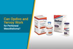 Opdivo and Yervoy mesothelioma treatment