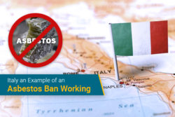 asbestos banned in Italy